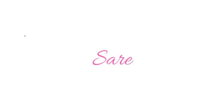 Sare Signature