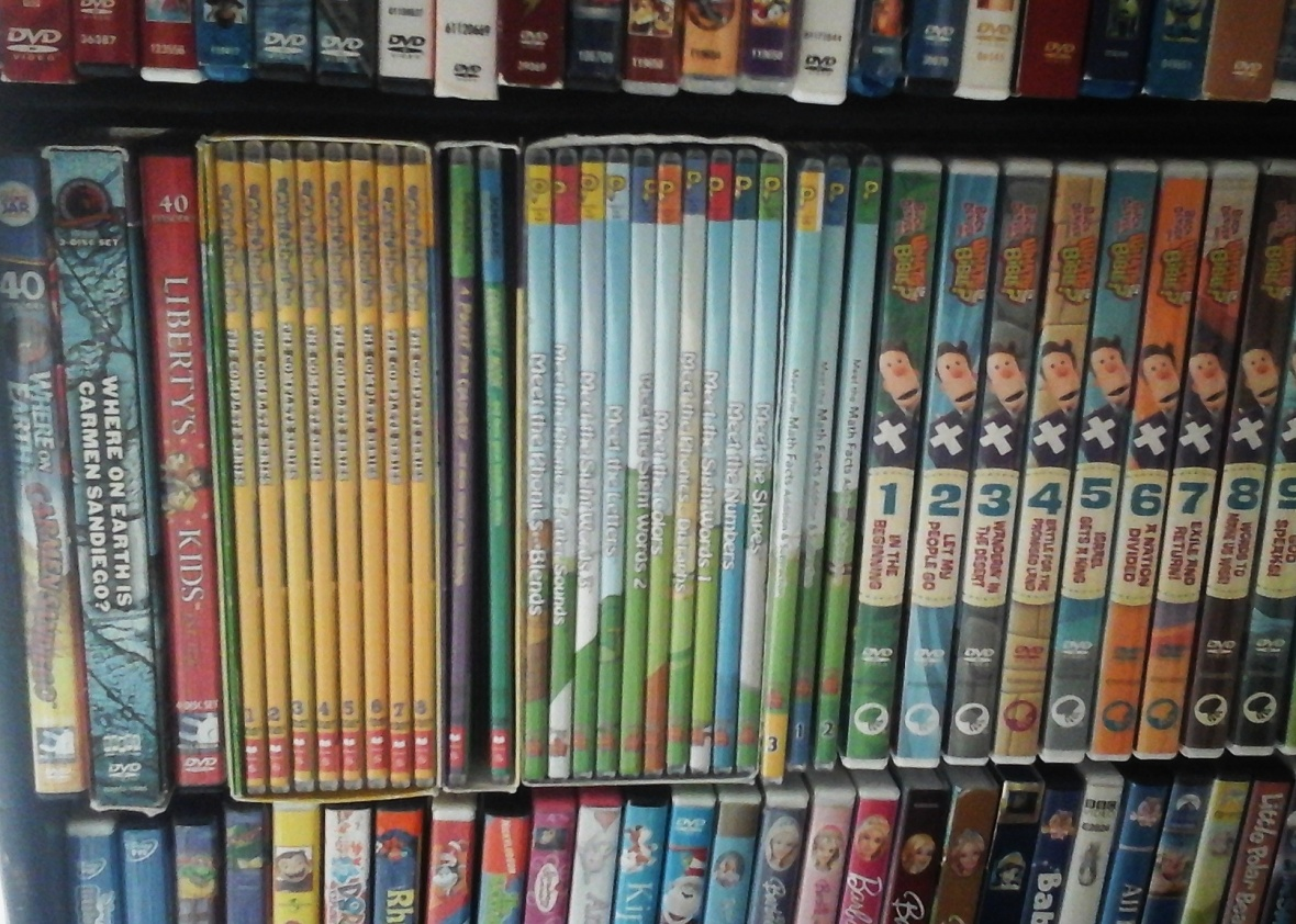 7 Must Have DVD Collections for Our Homeschool: 2017