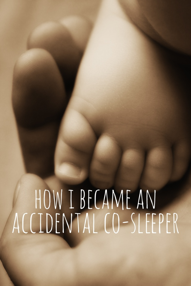 How I Became an Accidental Co-Sleeper--Wellofaith